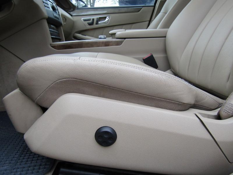 MERCEDES-BENZ E500 Elegance 5.5 V8 406 hp  cuero 2010 Full, atendido Kaufmann. rev. mantencion  al dia.  - FULL MOTOR