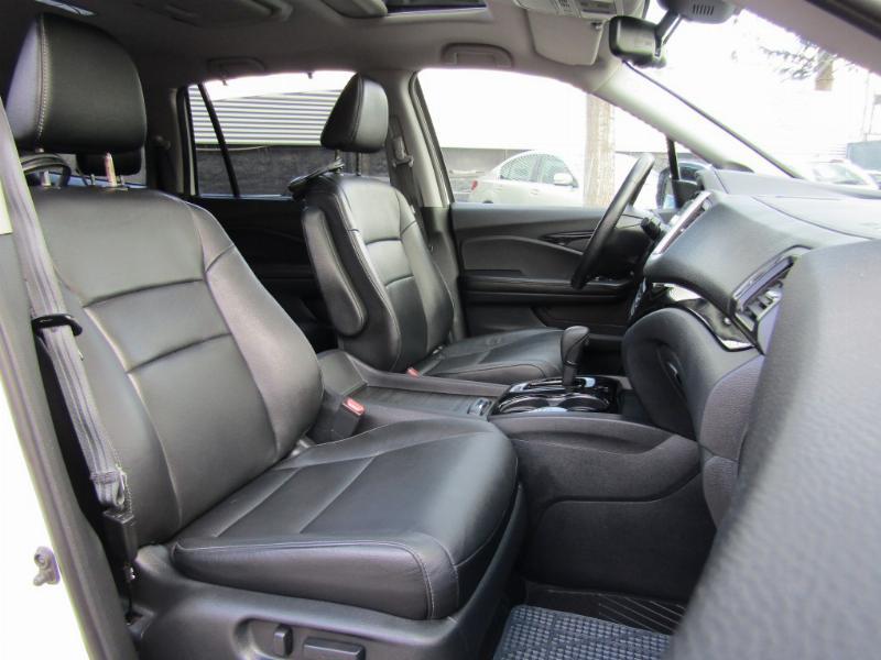 HONDA PILOT New Elite 4x4 3.5 aut. 2016 3 corridas cuero sunroof 10 airbags, mantenciones - FULL MOTOR