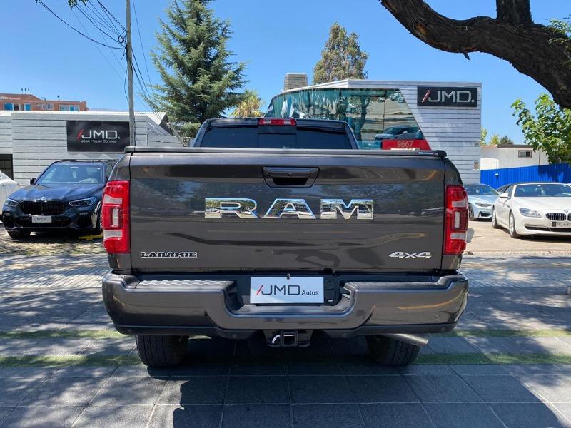 DODGE RAM 2500  2021 DIESEL LARAMIE - FULL MOTOR