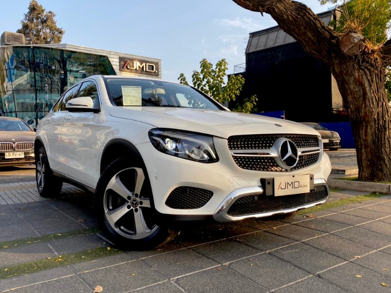 MERCEDES-BENZ GLC 220 COUPE 2018 DIESEL 4MATIC -