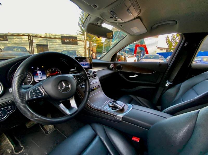 MERCEDES-BENZ GLC 220 COUPE 2018 DIESEL 4MATIC - FULL MOTOR