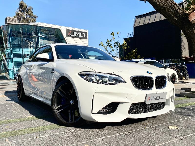 BMW M2 GARANTÍA VIGENTE 2019 SOLO 11.700 KILÓMETROS -