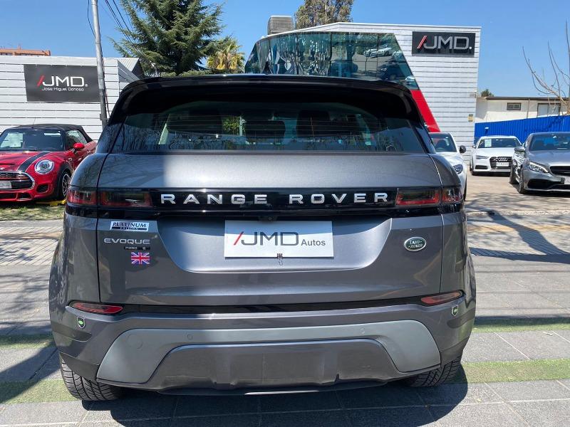 RANGE ROVER EVOQUE P250 S 2019 MANTENIMIENTO EN LA MARCA - FULL MOTOR