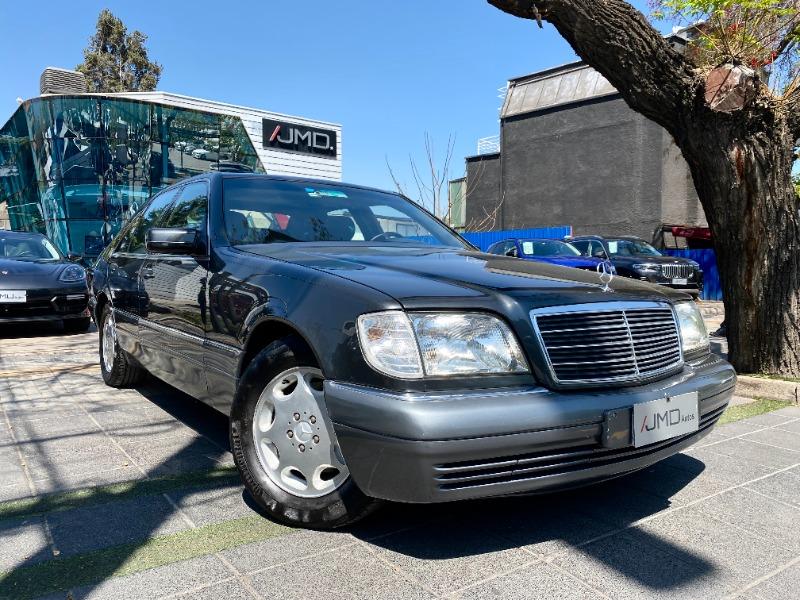 MERCEDES-BENZ S420 V8 1995 SÓLO 83.200 KILÓMETROS -