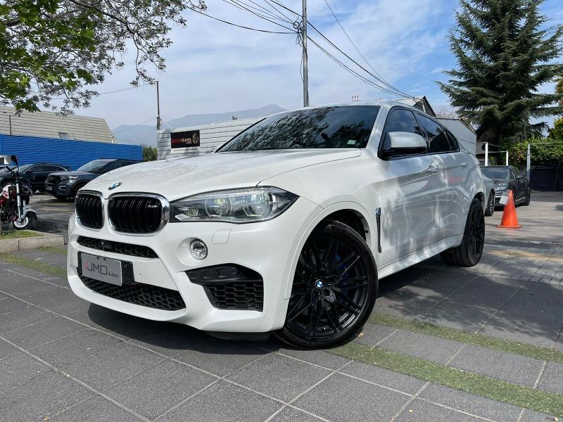 BMW X6 M xDRIVE 2016 V8 4.4 - FULL MOTOR