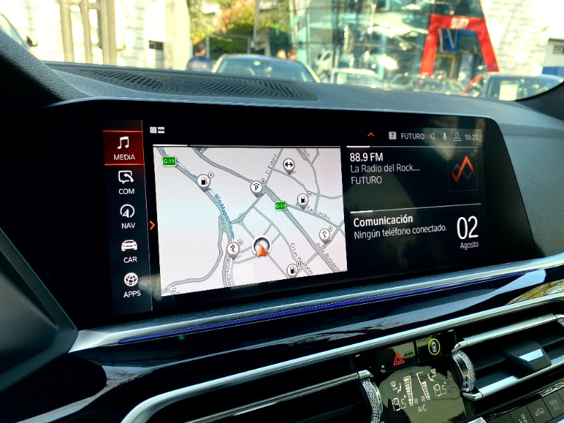 BMW X5 M SPORT 3.0d 2020 DIESEL OCHO CAMBIOS - FULL MOTOR