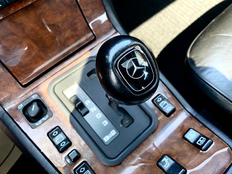 MERCEDES-BENZ S420 V8 1995 SÓLO 83.200 KILÓMETROS - FULL MOTOR
