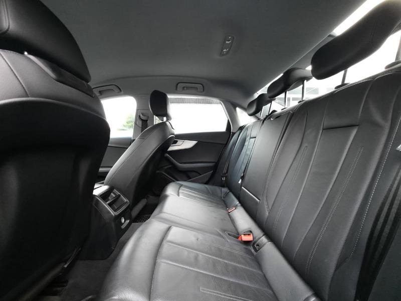 AUDI A4 1.4 TFSI Stronic Auto 2018 Mantenciones en Audi.  - FULL MOTOR