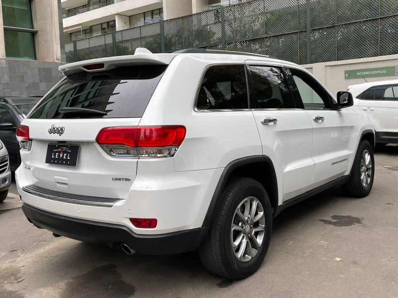 JEEP GRAND CHEROKEE LIMITED 2014 TRACCIÓN 4x4 - FULL MOTOR