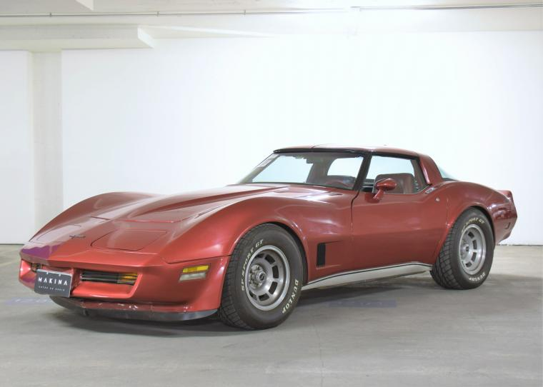 CHEVROLET CORVETTE STINGRAY ANIVERSARIO SOLO 36.000 MILLAS 1981  - FULL MOTOR