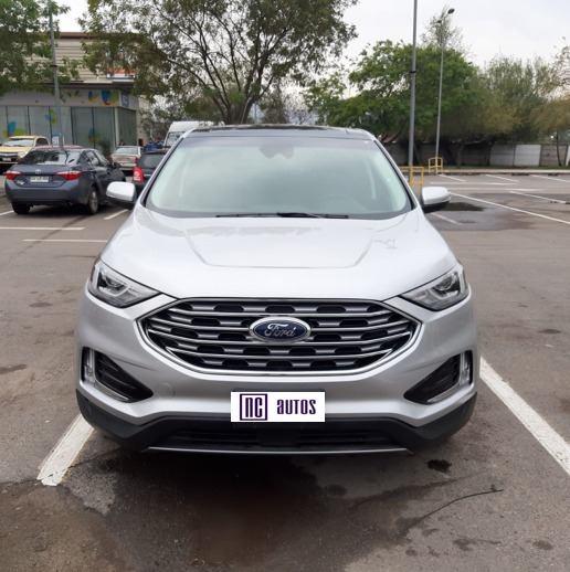 FORD EDGE SEL 4AWD 2.0 2020 Excelente Oportunidad - FULL MOTOR