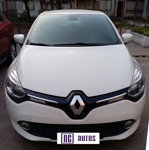 RENAULT CLIO 1.2 Expression 2016 Impecable - FULL MOTOR