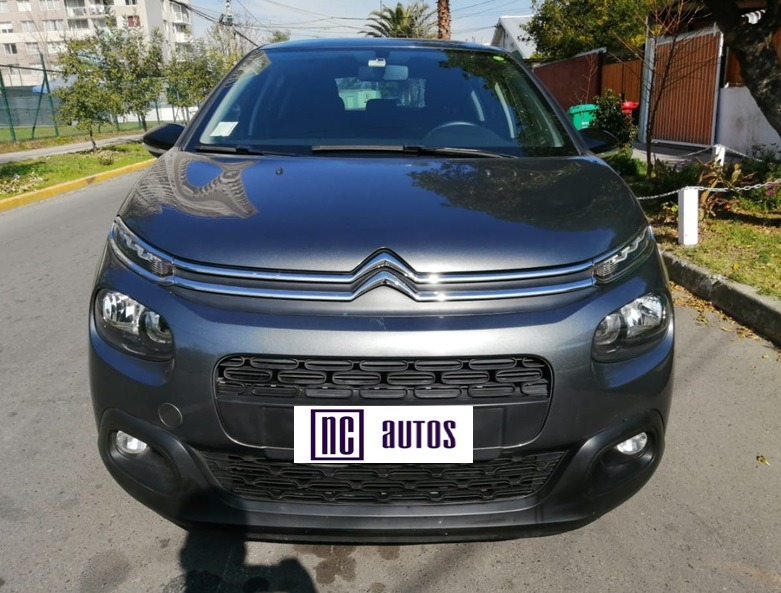 CITROËN C3 1.6  2017 Impecable - FULL MOTOR