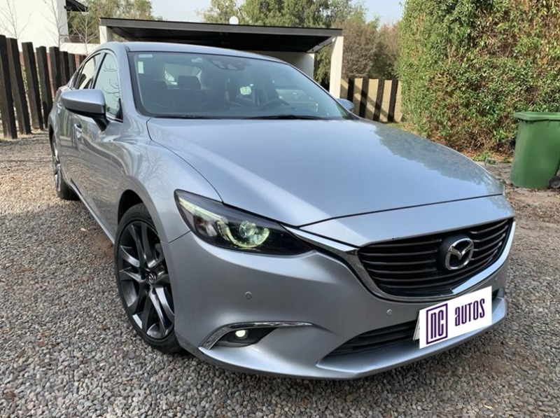 MAZDA 6 2.2 GT Diesel Automatico 2015 Impecable Diesel - FULL MOTOR