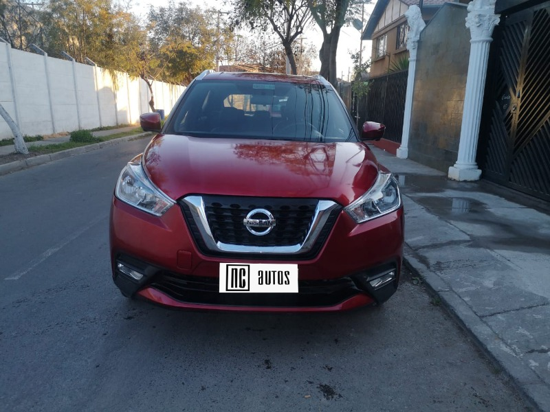 NISSAN KICKS Exclusive 1.6 2018 Excelente oportunidad - FULL MOTOR