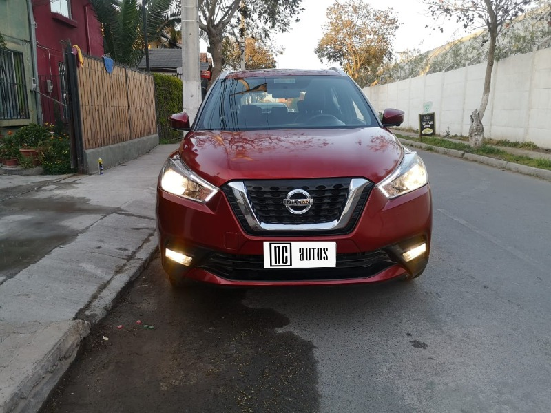NISSAN KICKS Exclusive 1.6 2018 Excelente vehículo - FULL MOTOR