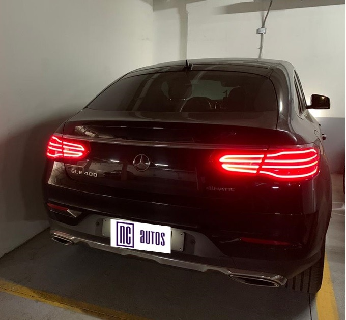 MERCEDES-BENZ GLE 400 COUPE 3.0 Sport 2020 Nueva - FULL MOTOR