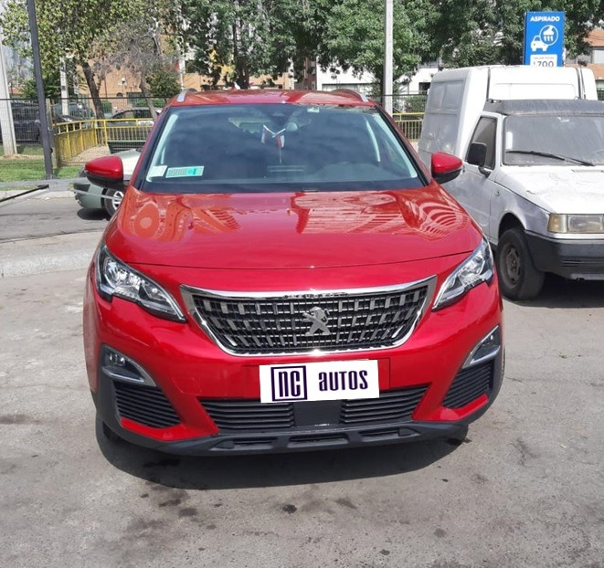PEUGEOT 3008 1.6 HDI Active Pack 2018 Impecable -