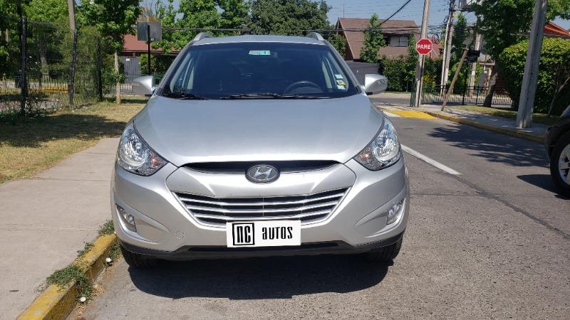 HYUNDAI TUCSON GL 2.0 AUT  2011 Inmejorable vehículo  -