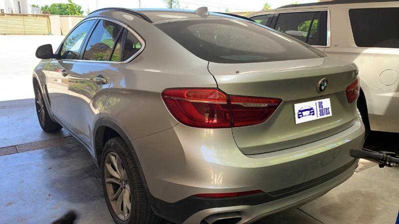BMW X6 XDrive35i  2018 Excelente Vehiculo  - FULL MOTOR