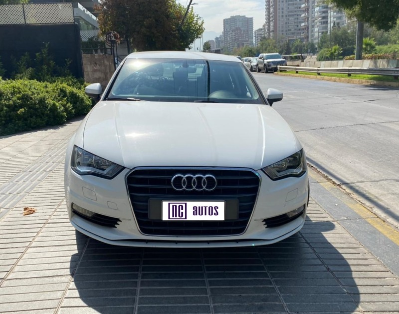 AUDI A3 1.2 TSFI MT 2016 Increible - FULL MOTOR