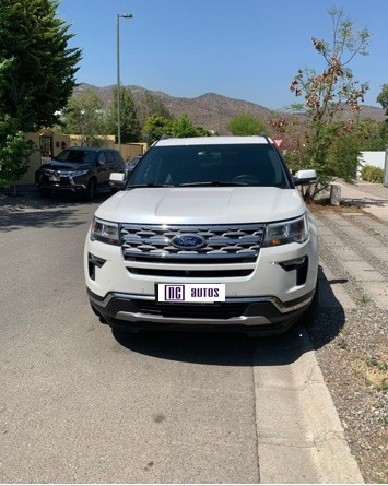 FORD EXPLORER 2.3 Limited Ecoboost Auto  2019 Excelente vehículo - FULL MOTOR