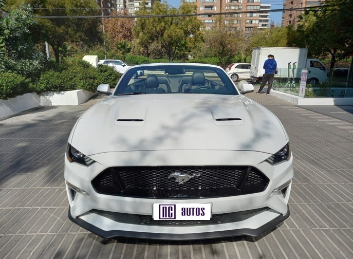 FORD MUSTANG  CONVERTIBLE 5.0L AT 2021 Excelente Oportunidad -