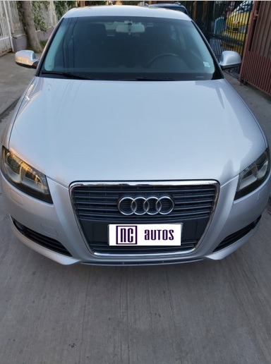 AUDI A3 1.6 Attraction 2010 Excelente oportunidad -