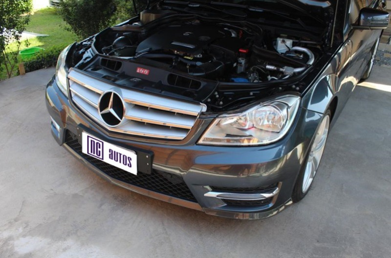 MERCEDES-BENZ C180 CGI Blue Efficiency Limited 2013 Impecable -