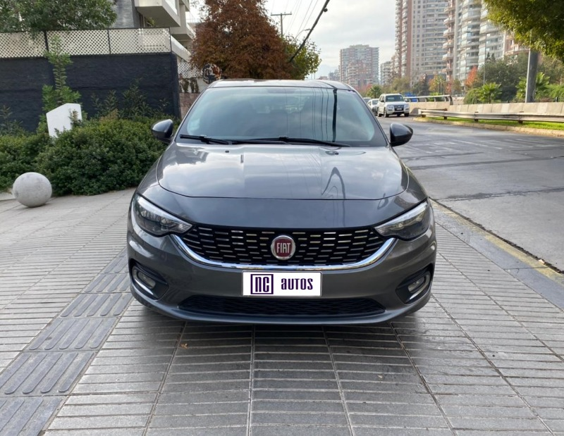 FIAT TIPO 1.6 Auto Easy 2019 Increible, impecable -