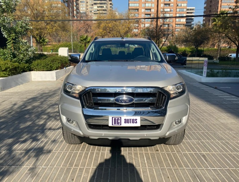 FORD RANGER 3.2 DSL Limited 4WD 2018 Increible, unico dueño -