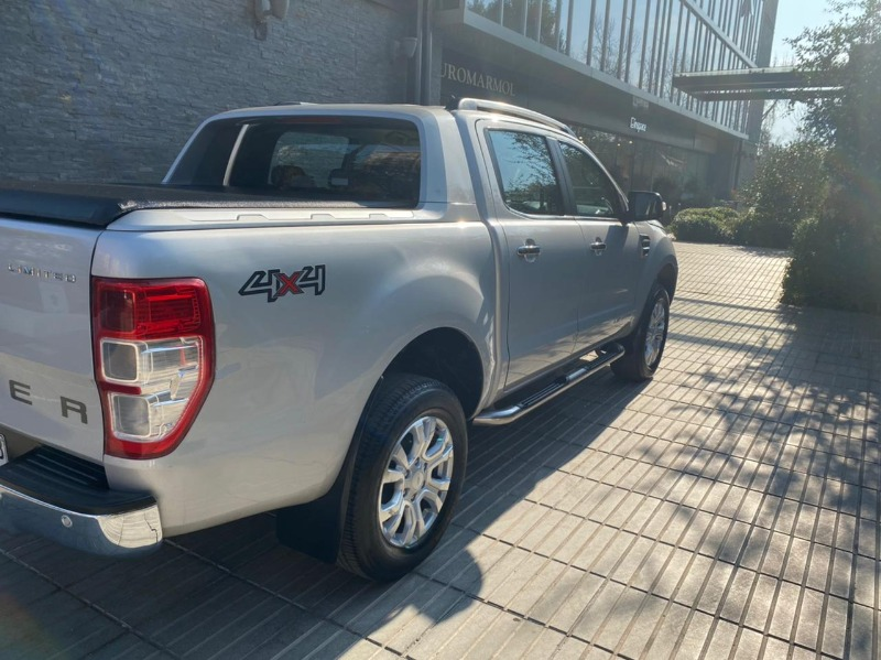 FORD RANGER 3.2 DSL Limited 4WD 2018 Increible, unico dueño - FULL MOTOR
