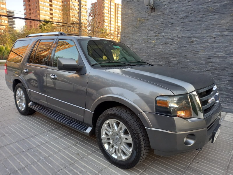 FORD EXPEDITION 5.4 Limited 4WD 2012 Excelente Oportunidad - FULL MOTOR