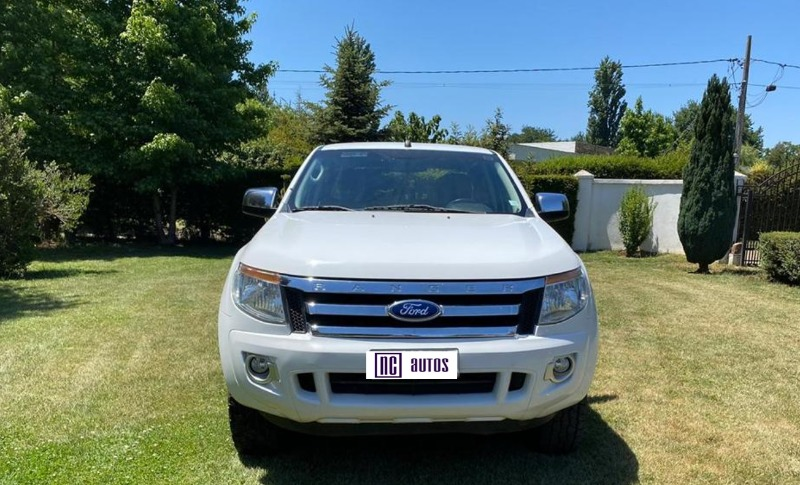 FORD RANGER 3.2 DSL Duratorq XLT 4WD 2016 Increible, impecable -