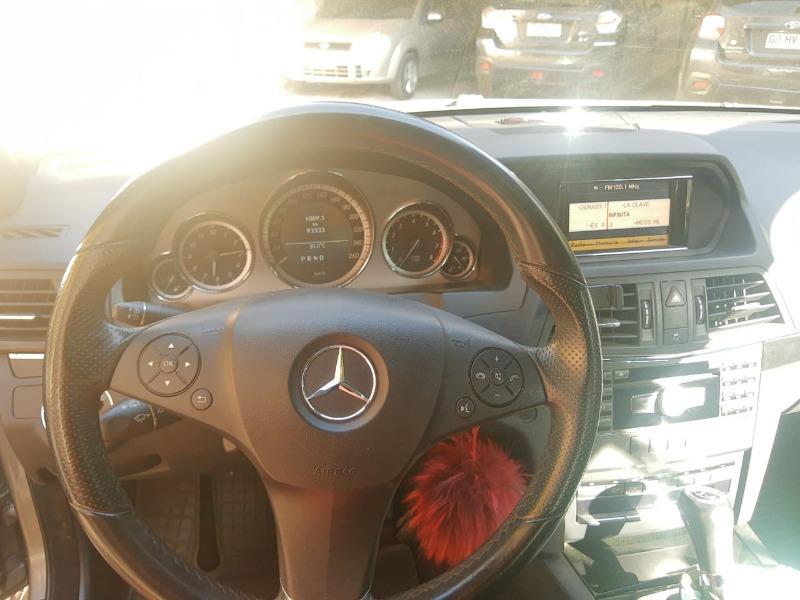 MERCEDES-BENZ E250 1.8 Coupe Elegance 2011 A toda pruba - FULL MOTOR