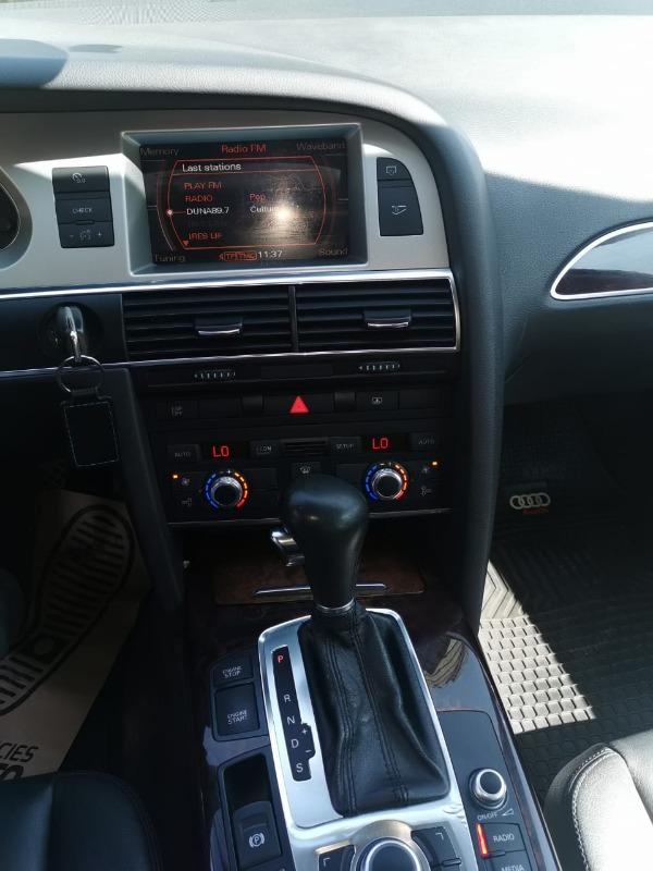 AUDI A6 2.8 FSI MULTITRONIC 2009 A toda prueba - FULL MOTOR