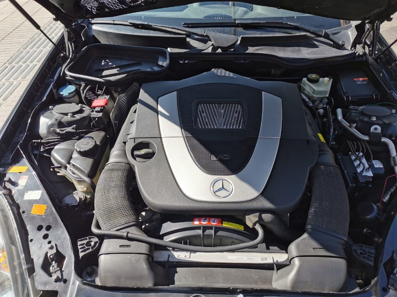 MERCEDES-BENZ SLK350 Cabrio 2006 A toda prueba - FULL MOTOR
