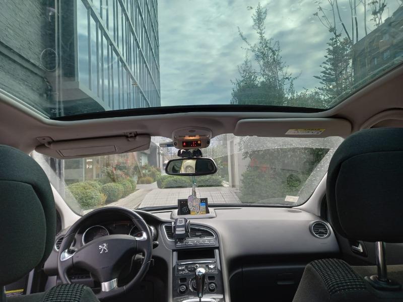 PEUGEOT 5008 1.6 e-HDI 115hp Auto Allure 2016 Excelente Oportunidad - FULL MOTOR