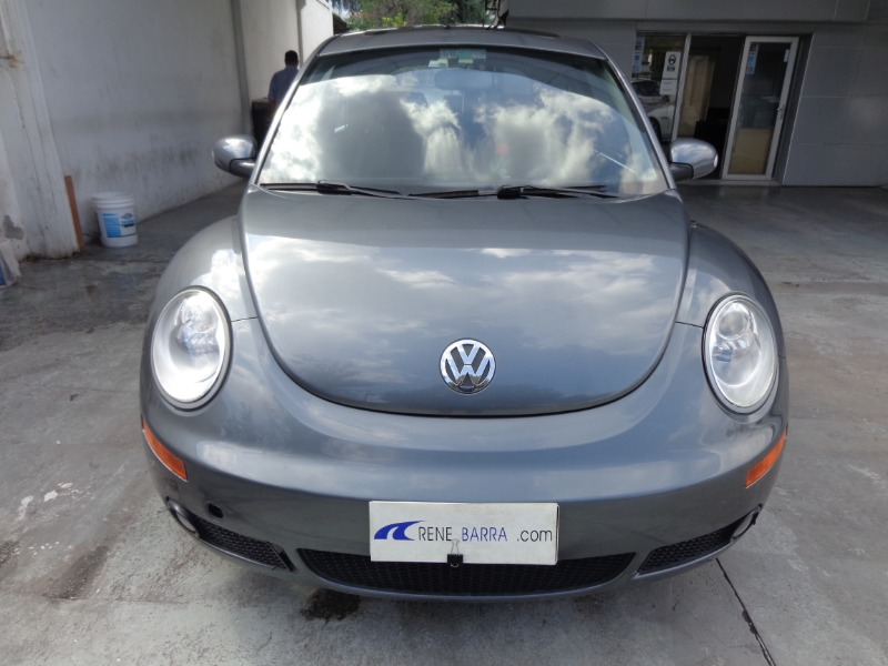 VOLKSWAGEN BEETLE NEW 2007 2.5 AUT - FULL MOTOR