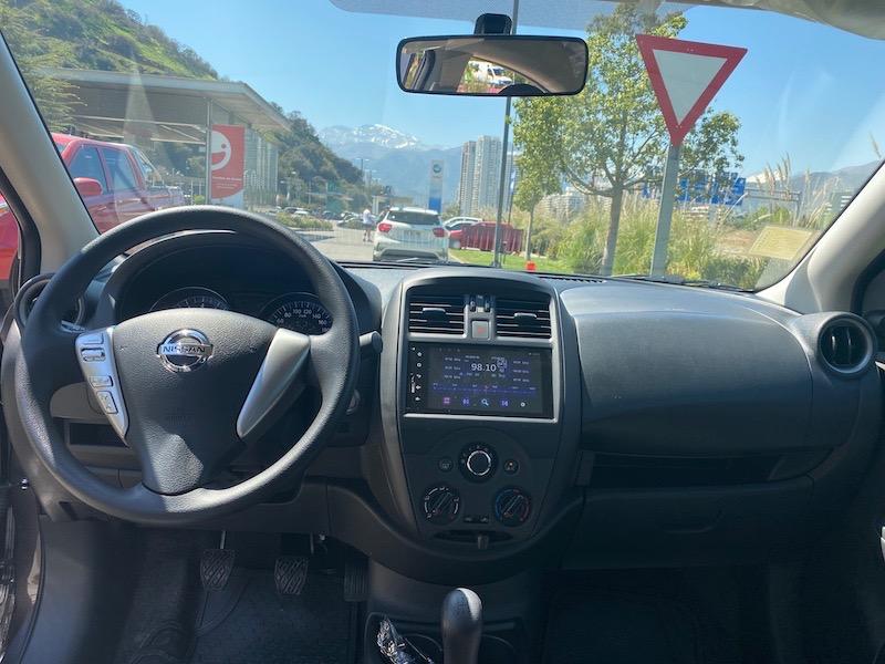 NISSAN VERSA V-Drive 2022  - FULL MOTOR