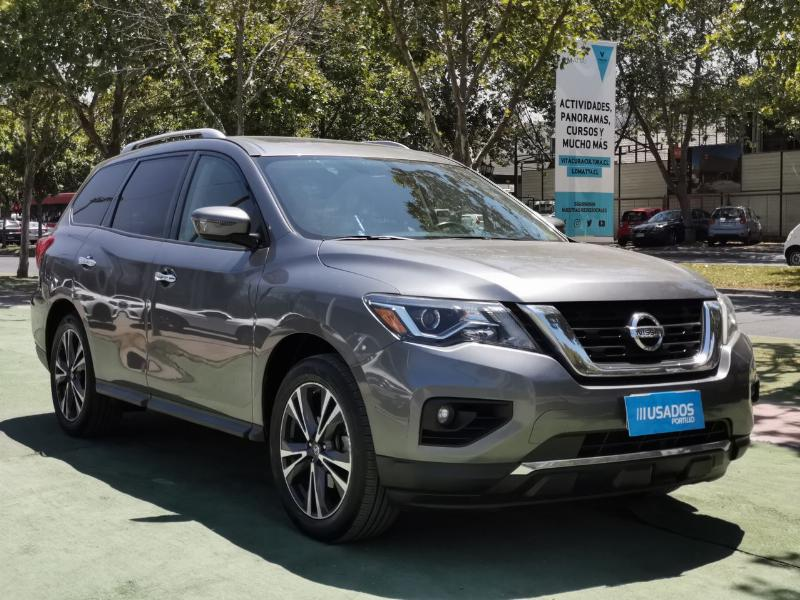 NISSAN PATHFINDER PATHFINDER ADVANCE 3.5 CVT 4WD 2018  - FULL MOTOR