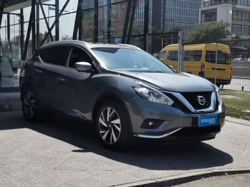 NISSAN MURANO MURANO 4X4 3.5 AT 2019  - FULL MOTOR