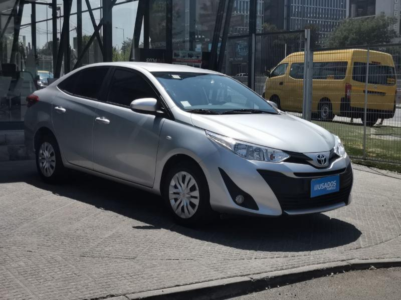 TOYOTA YARIS YARIS SEDAN OTTO 1.5 2019  - FULL MOTOR