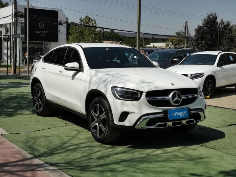 MERCEDES-BENZ GLC 220 GLC 220D COUPE 1.9 2020  -