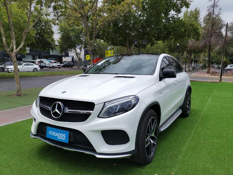 MERCEDES-BENZ GLE 43 GLE 43 AMG COUPE 3.0 2020  - FULL MOTOR
