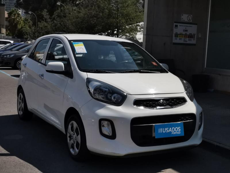 KIA MORNING MORNING EX 1.2 2016  -