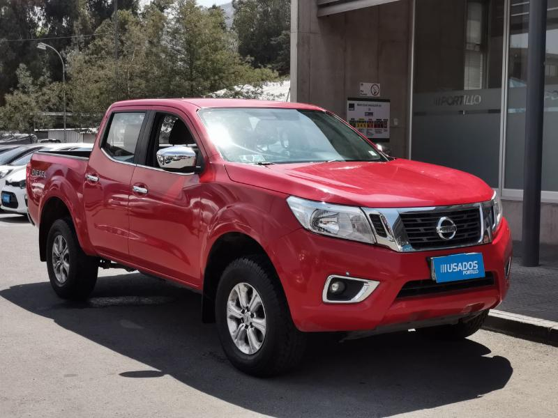 NISSAN NP300 NP300 DCAB XE 4WD 2.3 2016  - FULL MOTOR