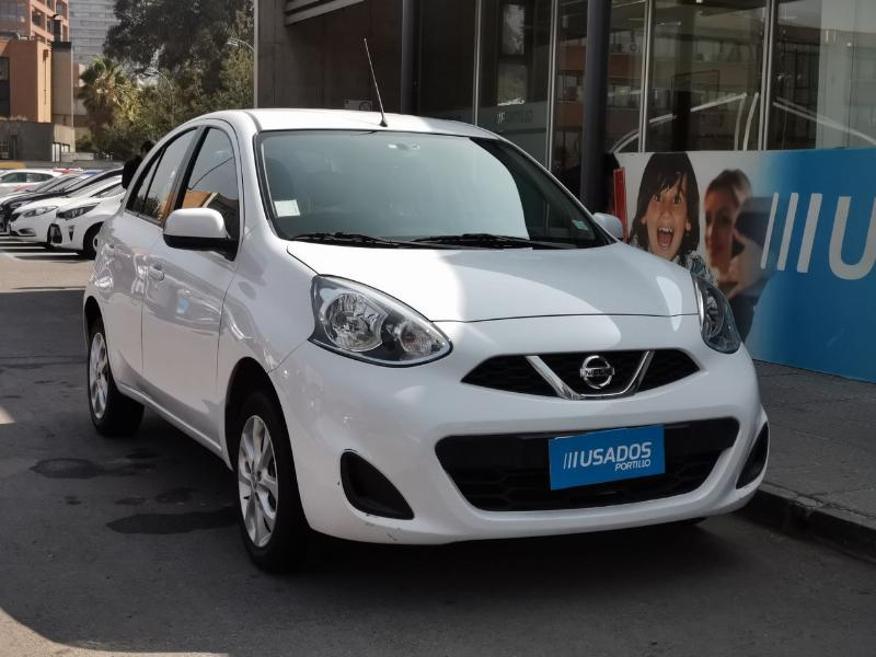NISSAN MARCH MARCH SPORT SENSE MT 2016  -