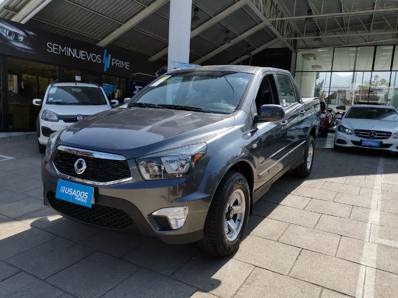 SSANGYONG ACTYON SPORT ACTYON SPORT 2.0 2018  - FULL MOTOR