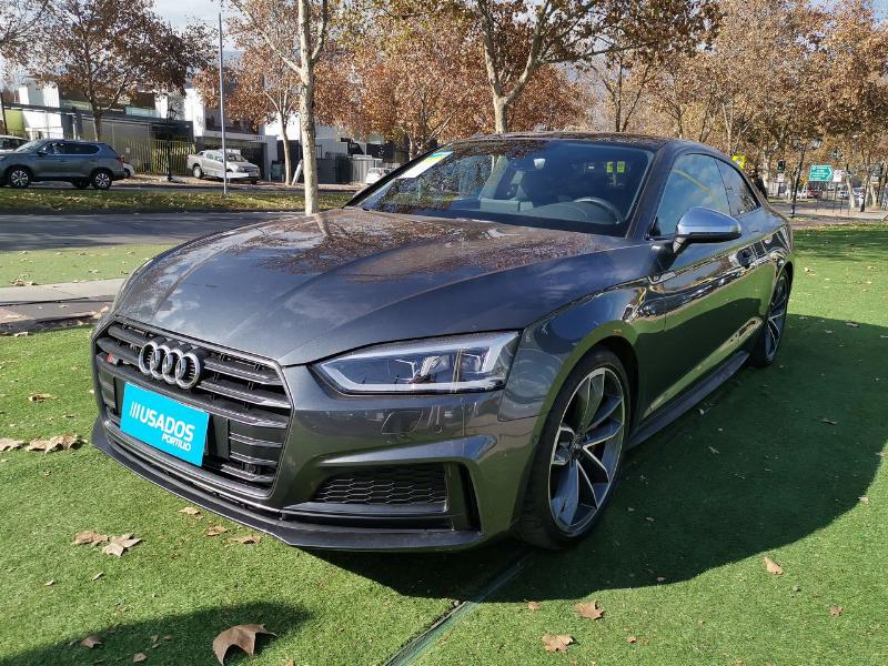 AUDI S5 S5 COUPE 4X4 3.0 AT 2020  - FULL MOTOR